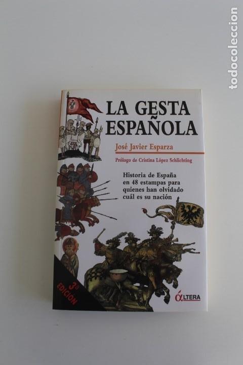LA GESTA ESPAÑOLA (Libros Antiguos, Raros y Curiosos - Historia - Otros)
