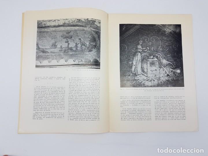 Libros antiguos: LA FARMACIA HOSPITAL PROVINCIAL DE GERONA, SEGLE XVIII ( SEPARADA 1971 ) ILUSTRADA - Foto 6 - 195456585