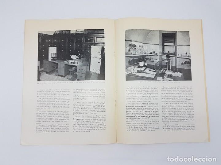 Libros antiguos: LA FARMACIA HOSPITAL PROVINCIAL DE GERONA, SEGLE XVIII ( SEPARADA 1971 ) ILUSTRADA - Foto 8 - 195456585