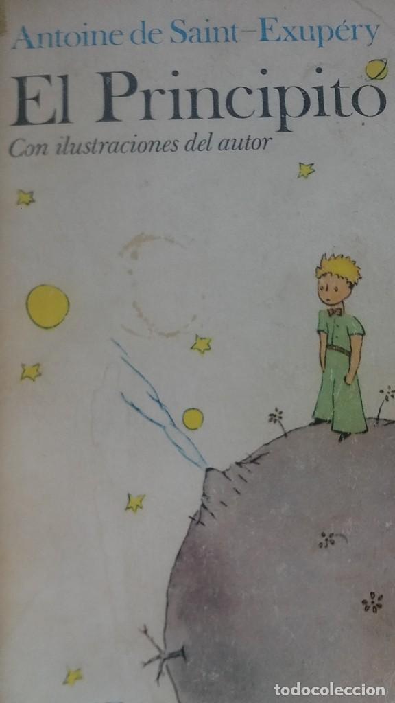 Libros antiguos: El principito y Le petit prince / Antoine de Saint-Exupéry ¡¡Único por su encuadernación artesanal! - Foto 21 - 195458177