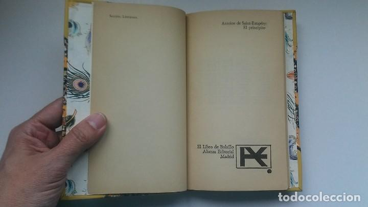 Libros antiguos: El principito y Le petit prince / Antoine de Saint-Exupéry ¡¡Único por su encuadernación artesanal! - Foto 22 - 195458177