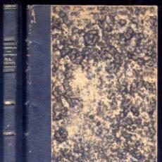 Libros antiguos: VAL DE BEAULIEU, COMTE R. DU. LES DÉCOUVERTES DE M. PASTEUR. ÉTUDE PRÉCÉDÉE D'UN APERÇU... 1887.. Lote 195462916