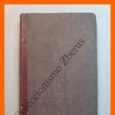 Libros antiguos: CLEMENCIA, NOVELA DE COSTUMBRES - FERNAN CABALLERO. Lote 195466403