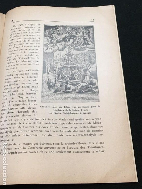 Libros antiguos: Maurice de Hasque. Les Corsaires Barbaresques et les.., Dedicatoria Autógrafa. Anvers, 1936. - Foto 3 - 195474665