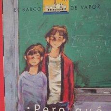 Libros antiguos: ¡PERO QUÉ CHICAS TAN MALAS! - CYNTHIA VOIGHT PARCO DE VAPOR AÑO 2003 253 PÁGINAS FN258. Lote 195474857