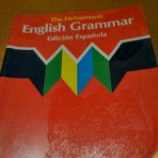 Libros antiguos: ENGLISH GRAMMAR . Lote 195484750