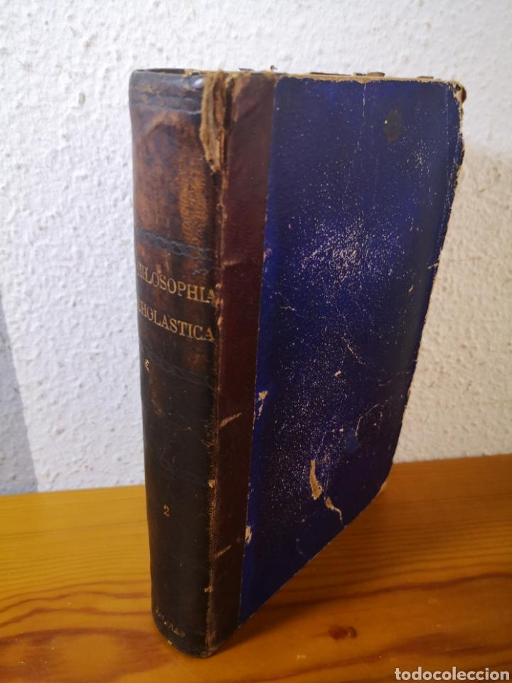 1897 - PHILOSOPHIC SCHOLASTICA, A. FARGES Y BARBEDETTE (Libros Antiguos, Raros y Curiosos - Ciencias, Manuales y Oficios - Otros)