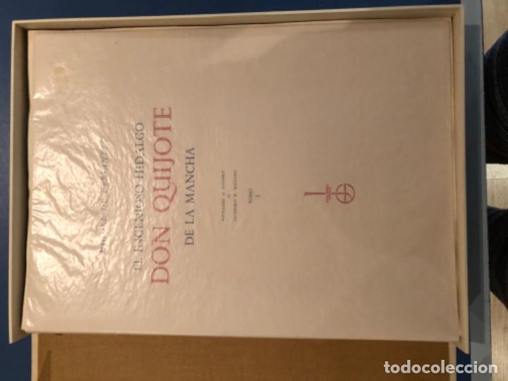 EL QUIJOTE DE LA MANCHA DE MICIANO (Libros Antiguos, Raros y Curiosos - Ciencias, Manuales y Oficios - Otros)
