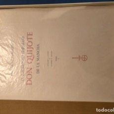 Libros antiguos: EL QUIJOTE DE LA MANCHA DE MICIANO. Lote 195487418