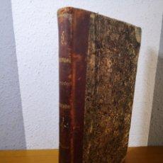 Libros antiguos: 1851 - LOS ESPAÑOLES PINTADOS POR SI MISMOS, ADORNADA CON CIEN GRABADOS. Lote 195489343