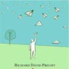 Libros antiguos: ¿ QUIEN SOY Y CUANTOS? - RICHARD DAVID PRECHT. Lote 195491932