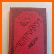 Libros antiguos: EL FIACRE NUMERO 13 .- TOMO PRIMERO - JAVIER DE MONTEPIN. Lote 195496570