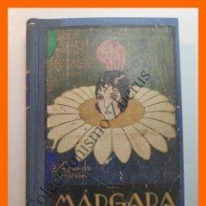Libros antiguos: MÁRGARA - MATHEUS DE ALBURQUERQUE - NOVELA DE AMBIENTE ESPAÑOL. Lote 195510612