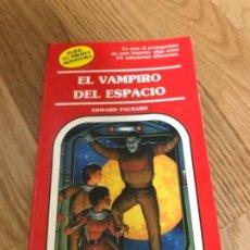 Livres anciens: ELIGE TU PROPIA AVENTURA Nº 73 EL VAMPIRO DEL ESPACIO. Lote 195652982
