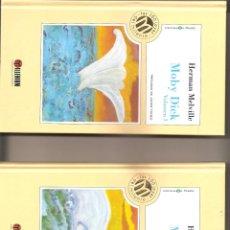 Libros antiguos: 1225. HERMAN MELVILLE. MOBY DICK. DOS VOLUMENES. Lote 195654105