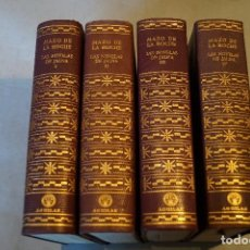 Libri antichi: LAS NOVELAS DE JALNA. MAZO DE LA ROCHE. AGUILAR. Lote 195699946