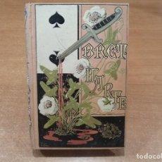 Libri antichi: BOCETOS CALIFORNIANOS. BRET HARTE. AÑO 1883. BUEN EJEMPLAR. Lote 195706675