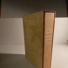 Libros antiguos: ARAGON - P LATOUR DU PIN - LOYS MASSON - JAN TARDIEU- ED IDES ET CALENDES SUIZA - 1944. Lote 195719606