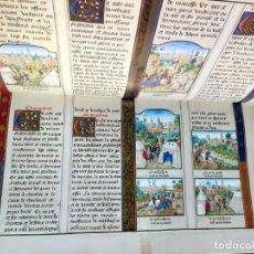 Libros antiguos: LAS CRÓNICAS DE LAS CRUZADAS - WIEN , ÖSTERREICHISCHE NATIONALBIBLIOTHEK, 2533 -. Lote 195762402