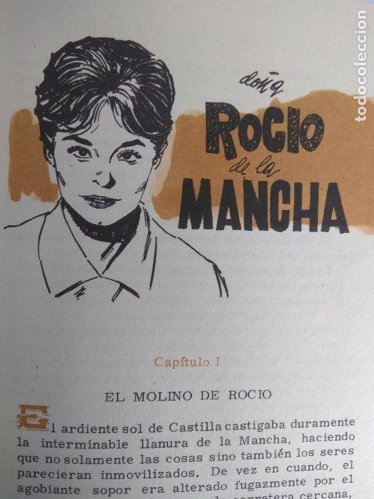 Libros antiguos: ROCIO DURCAL EN DOÑA ROCIO DE LA MANCHA 1963 EDITORIAL FELICIDAD - Foto 5 - 195848197