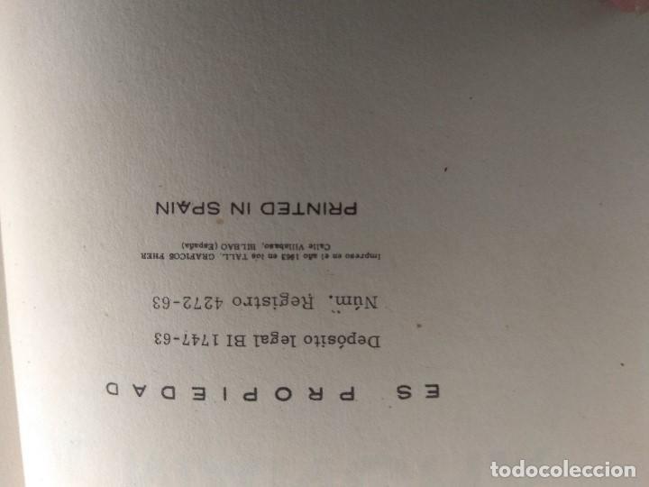 Libros antiguos: ROCIO DURCAL EN DOÑA ROCIO DE LA MANCHA 1963 EDITORIAL FELICIDAD - Foto 10 - 195848197