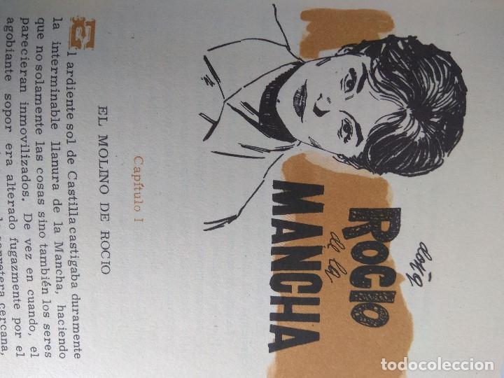 Libros antiguos: ROCIO DURCAL EN DOÑA ROCIO DE LA MANCHA 1963 EDITORIAL FELICIDAD - Foto 11 - 195848197