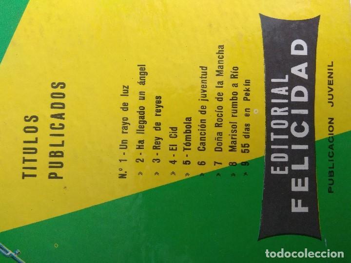 Libros antiguos: ROCIO DURCAL EN DOÑA ROCIO DE LA MANCHA 1963 EDITORIAL FELICIDAD - Foto 12 - 195848197