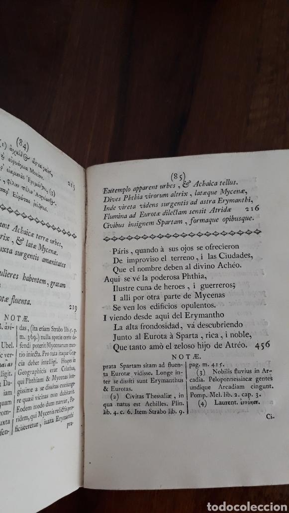 Libros antiguos: COLUTHI - Foto 5 - 195862640