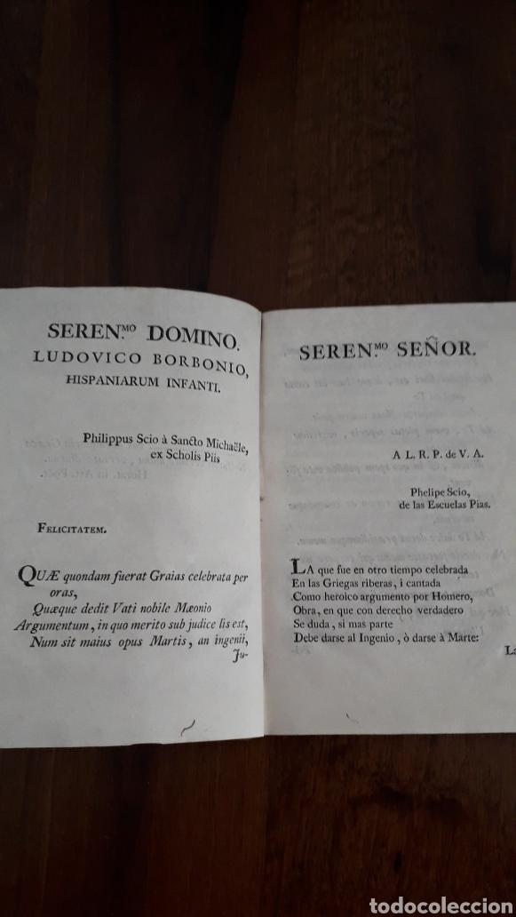 Libros antiguos: COLUTHI - Foto 6 - 195862640