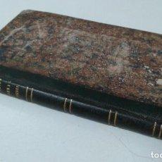 Libros antiguos: HISTORIA VERDADERA DEL SARGENTO MAYORAL 1846 IMPRENTA FALSA MUY RARO. Lote 195899118