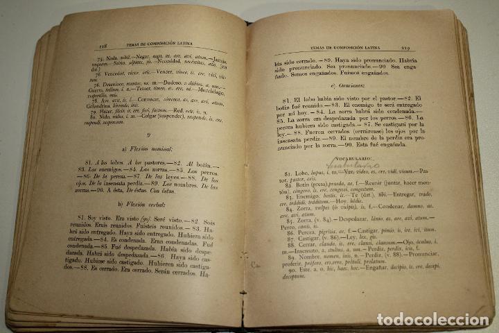 Libros antiguos: Análisis gramatical de las lenguas latina y castellana. Seguido de los primeros ejercicios de - Foto 3 - 194319188