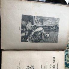 Livres anciens: DON QUIJOTE DE LA MANCHA EN FRANCÉS. Lote 195956878