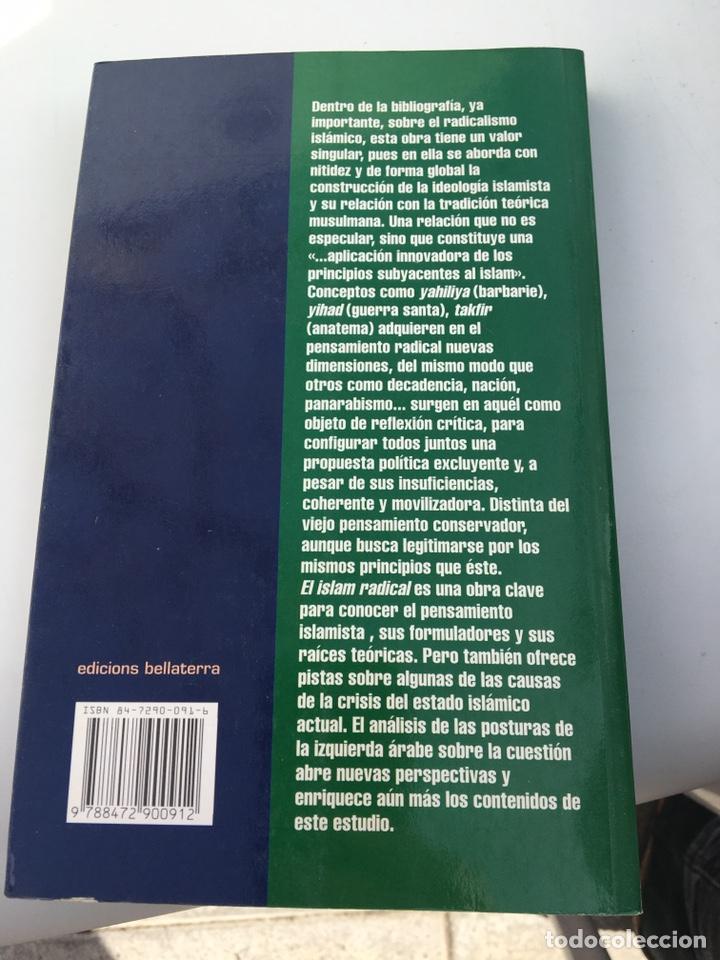 Libros antiguos: El Islam radical-teología medieval,política modern - Foto 2 - 195965460