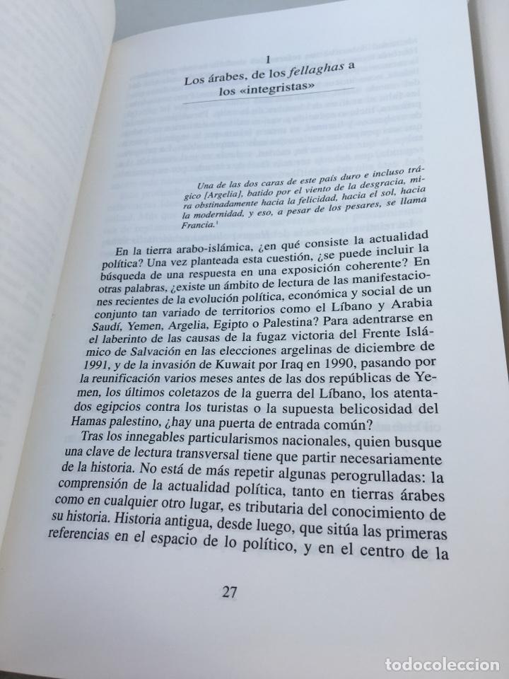 Libros antiguos: El Islamismo cara a cara num 1 François Burgat 1996 - Foto 4 - 195965710