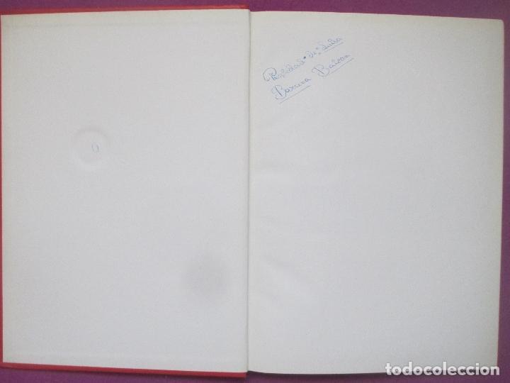 Libros antiguos: 6 TOMOS LIBROS DON QUIJOTE DE LA MANCHA ED. NARANCO 1972 MIGUEL DE CERVANTES COMIC - Foto 3 - 195968436