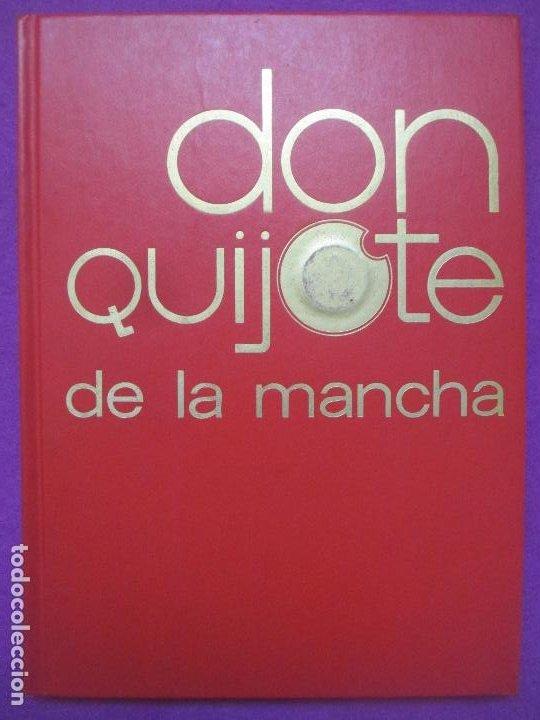 Libros antiguos: 6 TOMOS LIBROS DON QUIJOTE DE LA MANCHA ED. NARANCO 1972 MIGUEL DE CERVANTES COMIC - Foto 8 - 195968436