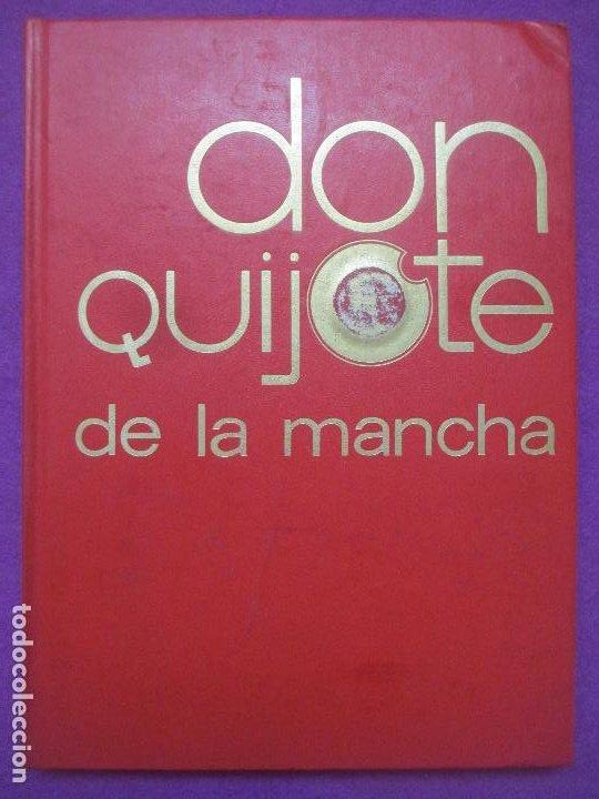 Libros antiguos: 6 TOMOS LIBROS DON QUIJOTE DE LA MANCHA ED. NARANCO 1972 MIGUEL DE CERVANTES COMIC - Foto 11 - 195968436