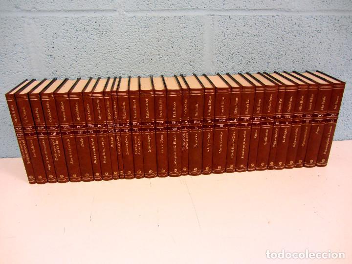 COLECIÓN CLÁSICOS CONTEMPORANEOS INTERNACIONALES. 29 TOMOS. ED. PLANETA 1997. TAPA DURA. (Libros Antiguos, Raros y Curiosos - Literatura - Otros)