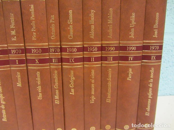 Libros antiguos: Coleción Clásicos contemporaneos internacionales. 29 tomos. Ed. Planeta 1997. Tapa dura. - Foto 6 - 195997842