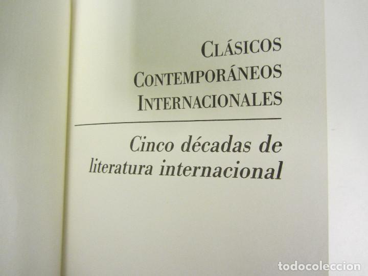 Libros antiguos: Coleción Clásicos contemporaneos internacionales. 29 tomos. Ed. Planeta 1997. Tapa dura. - Foto 9 - 195997842