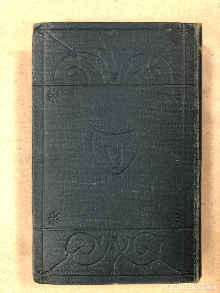 Libros antiguos: BAVERLEY NOVELS. LOTE DE 6 LIBROS DE 1873: GUY MANNEIRO, THE ANTIQUARY, IVANHOE, KENILWORTH,... - Foto 13 - 196067176