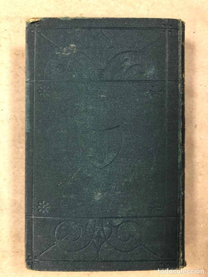 Libros antiguos: BAVERLEY NOVELS. LOTE DE 6 LIBROS DE 1873: GUY MANNEIRO, THE ANTIQUARY, IVANHOE, KENILWORTH,... - Foto 17 - 196067176