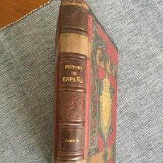 Libri antichi: HISTORIA GENERAL DE ESPAÑA. TOMO 9º. MODESTO LAFUENTE. Lote 196079135