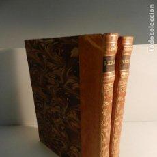 Libros antiguos: RUDYARD KIPLING - LE LIVRE DE LA JUNGLE - 2 VOLUMES - 1933/1935 LIBRAIRIE DELAGRAVE, PARIS. Lote 196116808