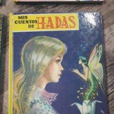 Libros antiguos: MIS CUENTOS DE HADAS NÚMEROS 6-5-11-15. Lote 196164988