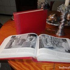 Libros antiguos: PORTFOLIO DE HISTORIA DE ESPAÑA . 2 TOMOS. OBRA COMPLETA . MANUEL SANDOVAL. M. SEGUÍ EDITOR. . Lote 196255045