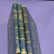 Livres anciens: SOCIEDAD ANTROPOLOGICA WASHINGTON ANTHROPOLOGICAL SOCIETY VOL I II III 3 VOLS ANTROPOLOGIA 1879 1885. Lote 196268531