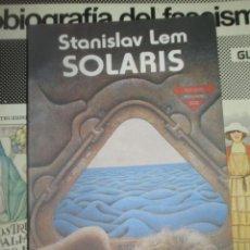Libros antiguos: STANISLAV LEM. SOLARIS. MINOTAURO. EDICION 2002. Lote 208143272