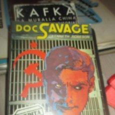 Libri antichi: DOC SAVAGE - MUERTE EN MOSCU - KENNETH ROBESON EDITORIAL CATE-1982. Lote 196329202
