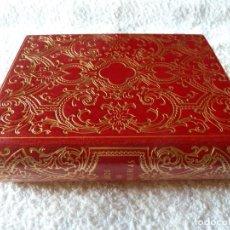 Libros antiguos: LIBROS DE CABALLERÍAS ESPAÑOLES - AGUILAR 1960 - 2ª EDICIÓN DE LUJO. Lote 196378638